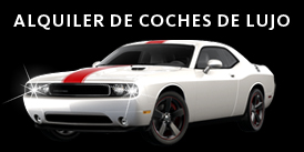 imagen de alquiler coches de lujo en Ibiza