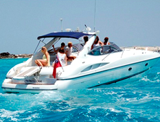 Alquiler de Lanchas en Ibiza