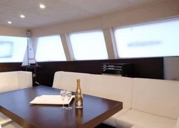 Alquiler de catamarán Catamarán Sunreef 62 en Ibiza
