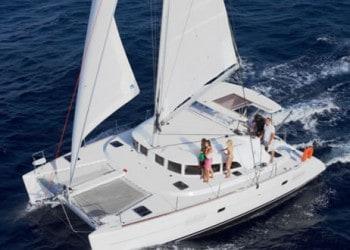 Alquiler de catamarán Catamarán Lagoon 380 en Ibiza