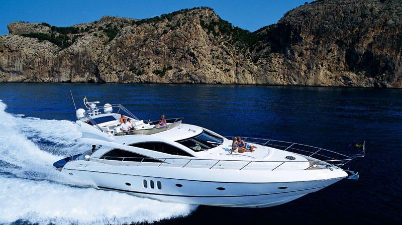 Alquiler de Yate Sunseeker Mtan 66 en Ibiza