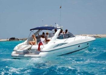 Alquiler de lancha Lancha Sunseeker S 48 en Ibiza