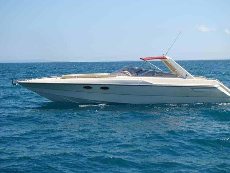 Alquiler de lancha Lancha Sunseeker T 37 en Ibiza