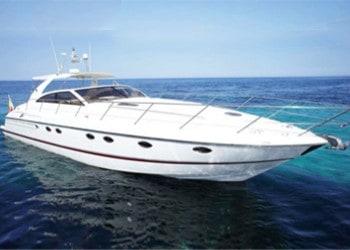 Alquiler de lancha Lancha Princess V55 en Ibiza