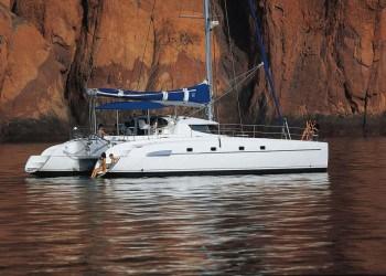 Alquiler de catamarán Catamarán Cata Bahia 46 en Ibiza