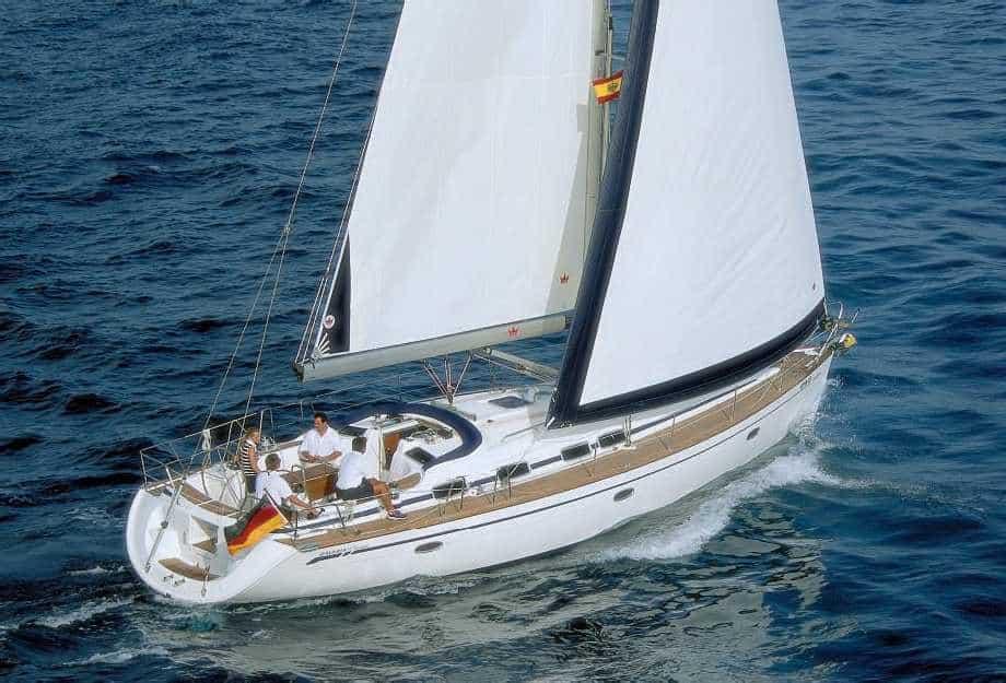 Alquiler de Velero Bavaria 46 en Ibiza