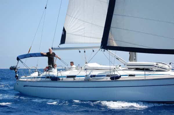 Alquiler de Velero Bavaria 44 en Ibiza