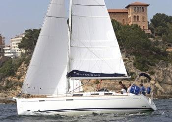 Alquiler de Velero Dufour 365 en Ibiza