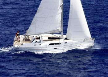 Alquiler de Velero Hanse 430e en Ibiza
