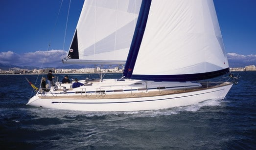 Alquiler velero Ibiza bavaria 49