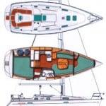 Velero Oceanis 331 croatiacharter 150x150