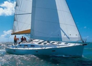 Alquiler de Velero Oceanis 393 en Ibiza