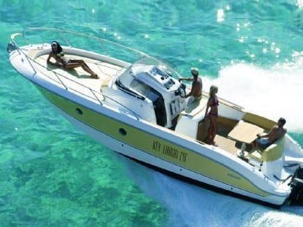 Alquiler de lancha Sessa Key Largo 28 en Ibiza