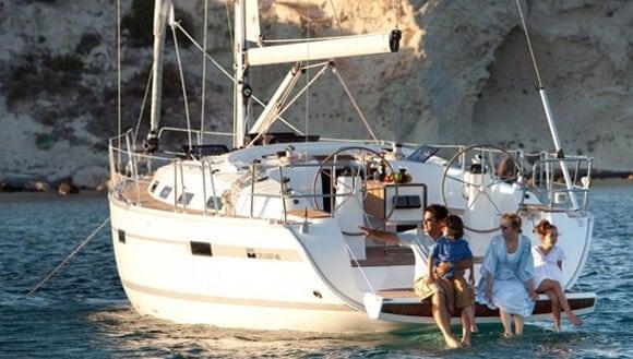 Alquiler de Velero Bavaria 40 en Ibiza