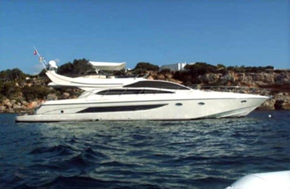 Alquiler de Yate Riva Dolce Vita 70 en Ibiza