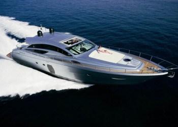 Alquiler de Yate Pershing 72 en Ibiza