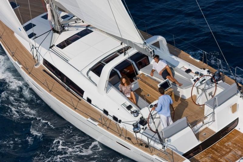 Alquiler de Beneteau Oceanis 58 en Ibiza