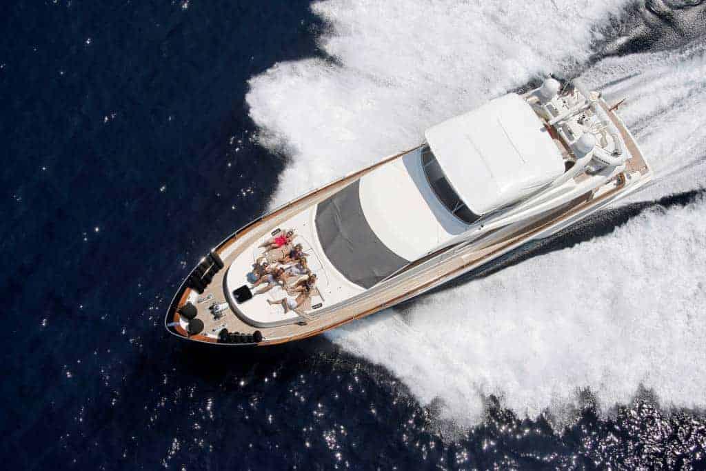 Alquiler de Yate Astondoa  A 72 GLX en Ibiza