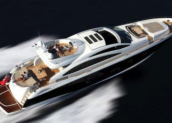 Alquiler de Sunseeker Predator 84 en Ibiza