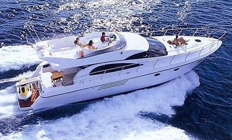 Alquiler de Yate Astondoa 52 GLX en Ibiza