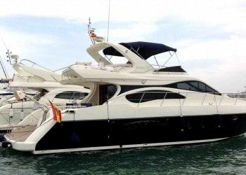 Alquiler de Yate Doqueve 58 en Ibiza