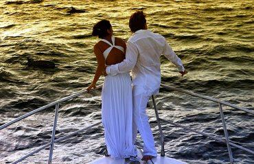 Tu boda a bordo en Ibiza