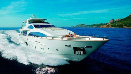 Los yates en Ibiza, no son un lujo inalcanzable