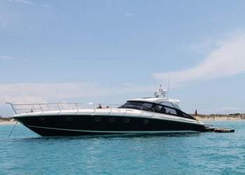 Alquiler de Yate Baia Azurra 63 en Ibiza