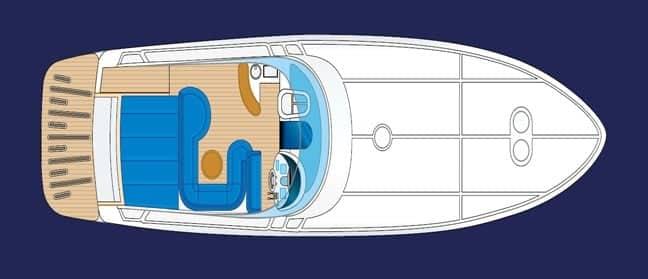 Yate Baia Azurra 63 deck1