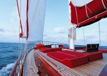 Alquiler de Goleta Deluxe 24 metros en Ibiza