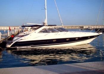 Alquiler de lancha Lancha Sunseeker 47 en Ibiza