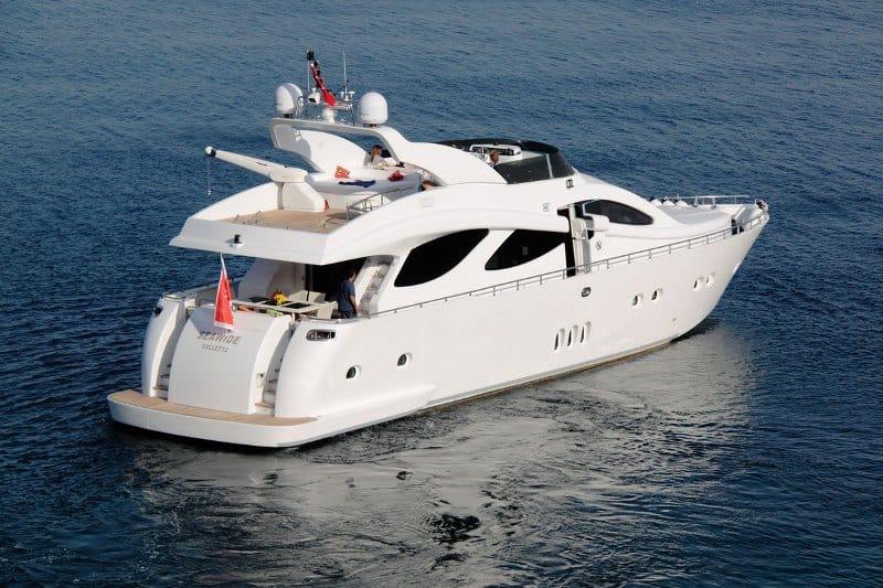 Alquiler de Yate Seawide 78 en Ibiza