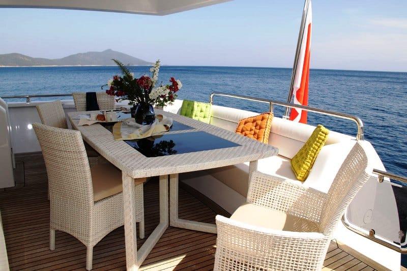 Alquiler yates Ibiza Seawide 3