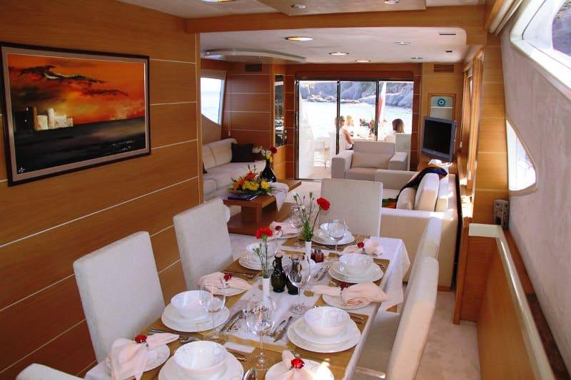 Alquiler yates Ibiza Seawide 4