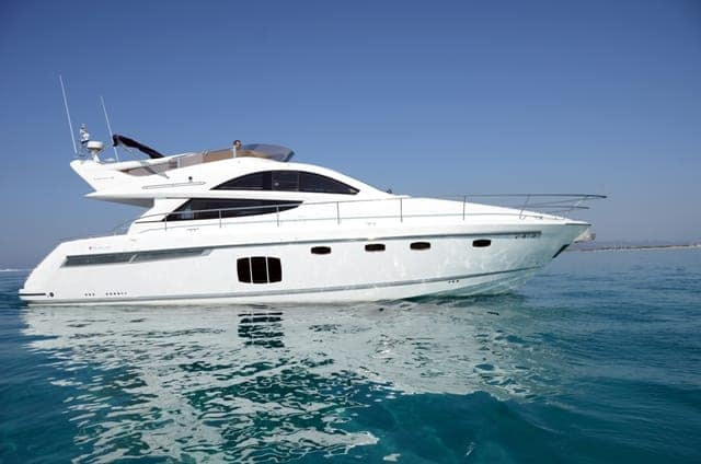 Alquiler de yate phantom 48 en ibiza ibizaboats - Fotos de yates ...