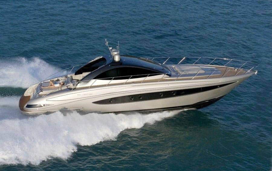 Alquiler Riva Vertigo 63 Ibiza exterior