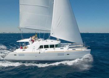 Alquiler de catamarán Catamarán Lagoon 440 en Ibiza