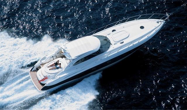 Alquiler de Sunseeker Predator 58 en Ibiza