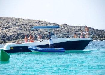 Alquiler de lancha Quer Mediterranea 36 en Ibiza