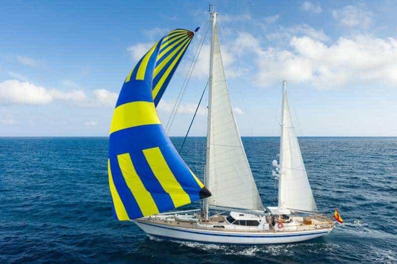 Alquiler de Velero 30 metros Luxury en Ibiza