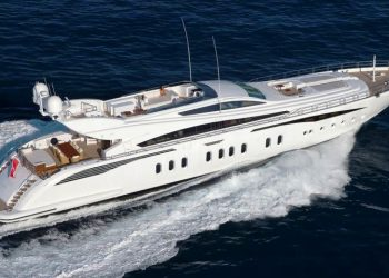 "Alquiler de Leopard Yacht ""Lisa IV"" en Ibiza"
