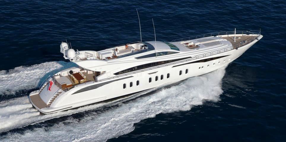 Alquiler de Yate Leopard 150 en Ibiza
