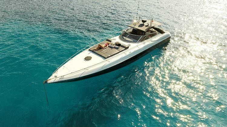 Alquiler de lancha Lancha S Superhawk 48 en Ibiza